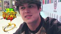 Part 2: Enrique Gil answers question from the Wrecking Bowl