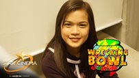 Part 2: Maris Racal answers questions from the Wrecking Bowl