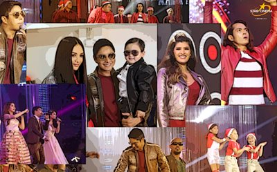 Coco, Jake, McLisse + more spread GV at the  #JustLOVEChristmasSpecial