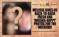 McLisse gives us back-to-back fresh and 'nakaka-happy' photos for the weekend!