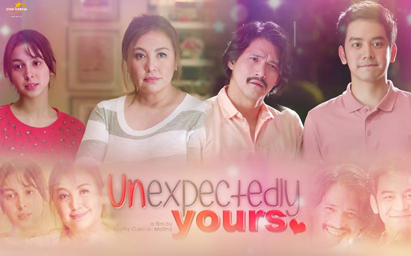 'Unexpectedly Yours' rakes in ₱249M in the box office