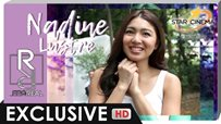 Nadine Lustre dishes out tips on achieving #FeedGoals + battling negativity online