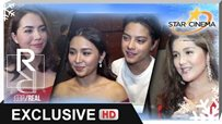 Reel Real Christmas x New Year Special: KathNiel, Julia Montes, Dimples Romana