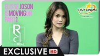 [PART 1] Reel-Real Exclusive- Elisse Joson talks about her beginnings + aspirations