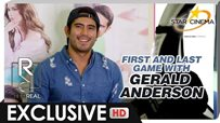 [ReelxReal Exclusive] Gerald Anderson plays the 'First and Last' game