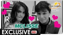 [ReelxReal Exclusive] McLisse plays 'The Pa-fall challenge' - with a twist!