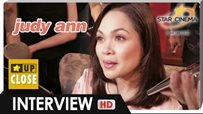 Unfiltered: Judy Ann on the good thing that bashers did to her