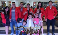 'Ang Panday' spreads 'werpa!' at Starmall San Jose del Monte
