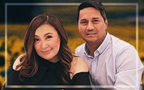 Sharon Cuneta, naging 'tame' ang kissing scenes with Richard Gomez!
