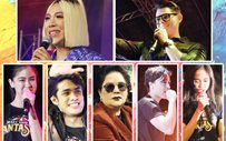 PHOTOS: The 'Fantastica' cast spreading joy at Enchanted Kingdom!