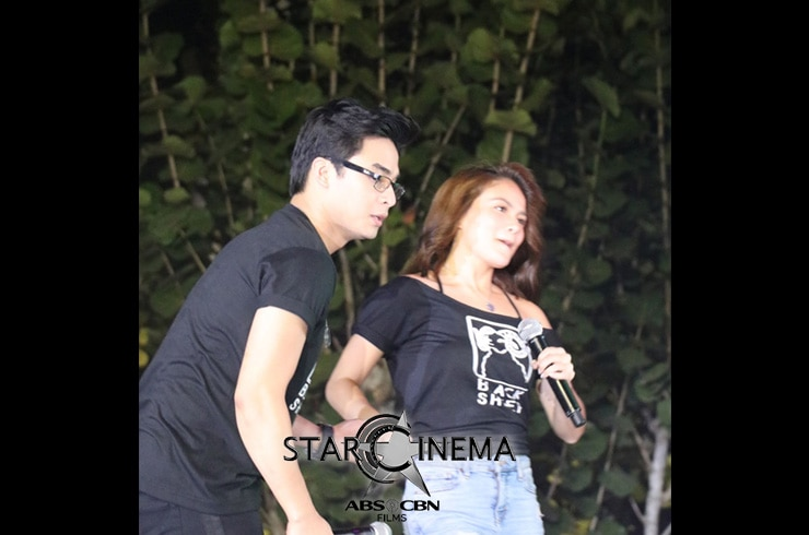 McLisse at the #FantasticFamDaySaEk