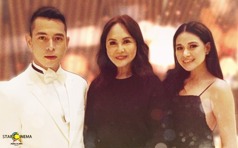 IN PHOTOS: Charo Santos, Bea Alonzo dressed to the nines in 'Eerie' world premiere