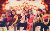 All the adorable lovey-dovey moments of MayWard, DonKiss, and LoiNie at the 'Fantastica' Media Launch!