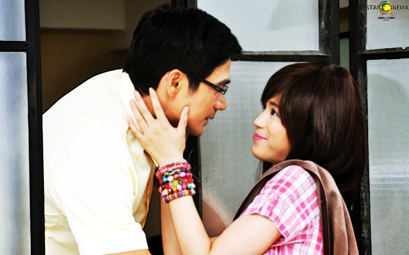THE LOVE LETTERS: Marco (Piolo Pascual) and Ginny's (Toni Gonzaga) love story, in their own words