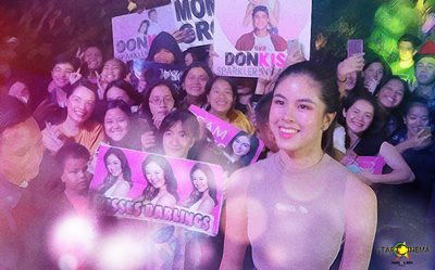 12 photos of Kisses Delavin that show her fresh beauty