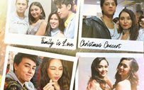 DRESSING ROOM OF THE STARS: What happened behind-the-scenes at the ABS-CBN Christmas Special