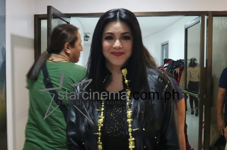 The irreplacable Asia's Songbird Regine Velasquez