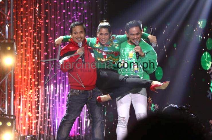 Kapamilya stars ABS-CBN Christmas Special 2018 20