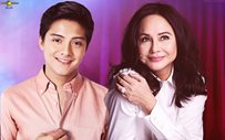 Daniel Padilla, Charo Santos join forces in 'top secret' project