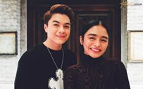 PHOTOS: An adorable KierVi teams up with Star Pop!