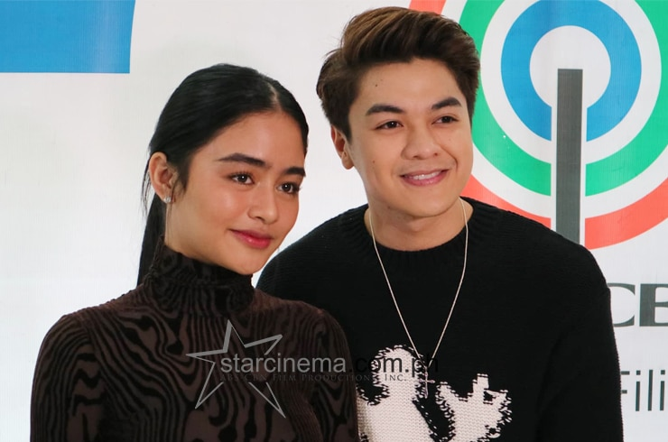 KierVi at their Star Pop contract signing! 1