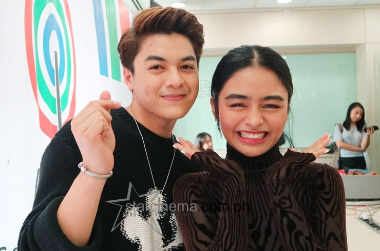 KierVi at their Star Pop contract signing! 10