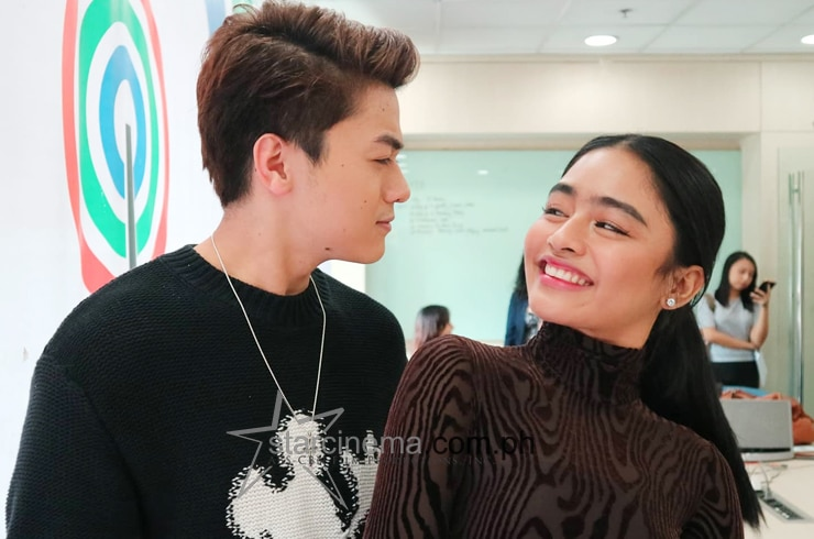 KierVi at their Star Pop contract signing! 8