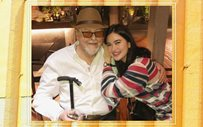 Bela Padilla spends first Christmas with British dad!