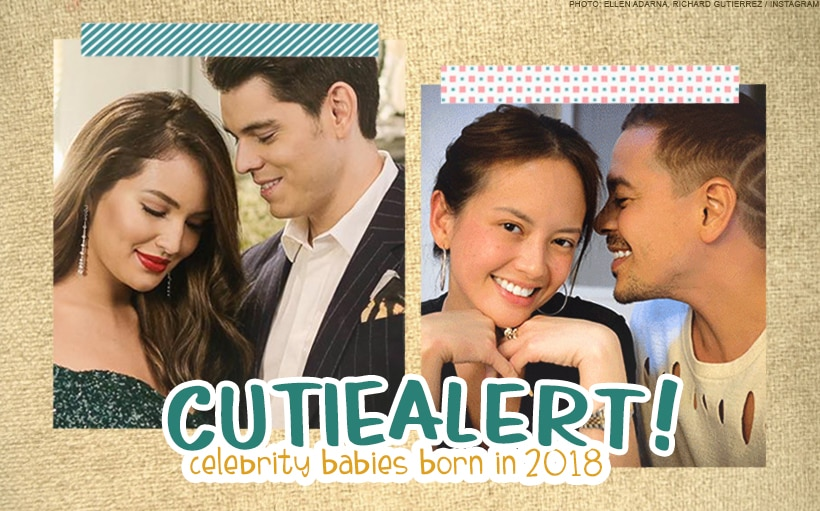 CUTIE ALERT: Look back on every celebrity baby born in 2018!
