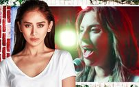 Sarah Geronimo will never meet the ground with her breathtaking cover of 'Shallow'