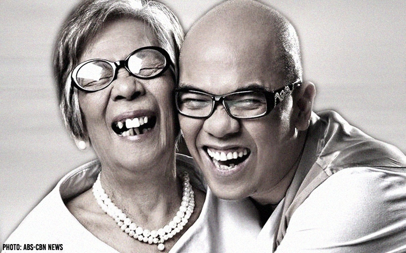 Boy Abunda's mother passes away at 90