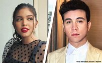 Arjo and Maine, spotted by fans in California!