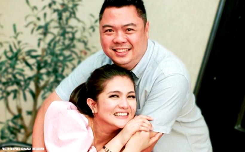 Dimples Romana's husband, rushed to hospital after throwing up blood