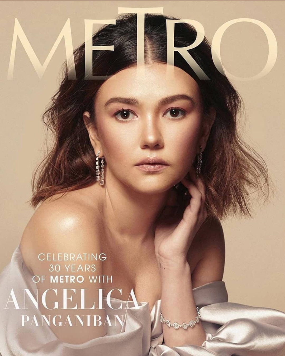 Angelica and Bea for Metro