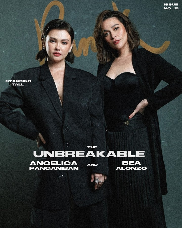 Angelica and Bea for Rank