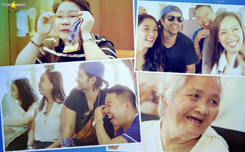 #JOYisHere: 5 heartwarming moments from the 'Hello, Love, Goodbye' cast's surprise for an OFW family!