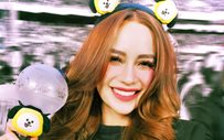 Arci Muñoz flies to the U.S. to watch BTS!