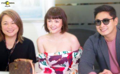 Angelica Panganiban, Coco Martin team up for 2020 Valentine's movie