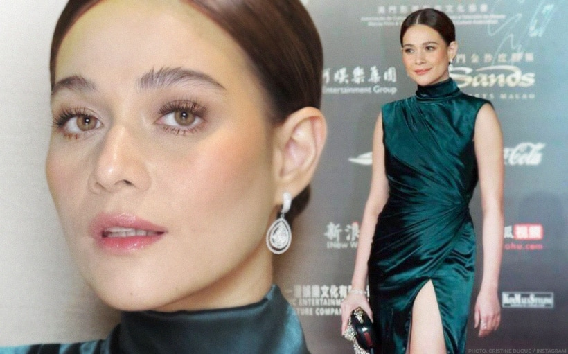 PHOTOS: Bea Alonzo dazzles at the International Film Festival and Awards red carpet in Macau!