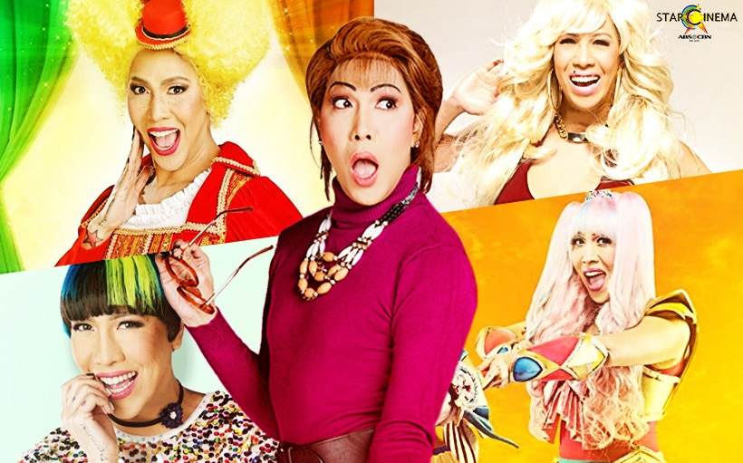 Beauty Evolution: Vice Ganda's most iconic looks through the years