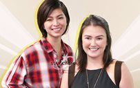 Angelica Panganiban and Angel Locsin reunite at the 2019 ABS-CBN Christmas Special!