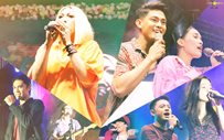 PHOTOS: Vice Ganda led the 'M&M: The Mall, The Merrier' cast in the merriest tour in Cavite!