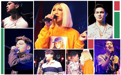 Vice Ganda leads 'M&M: The Mall, The Merrier's' show in Antipolo!