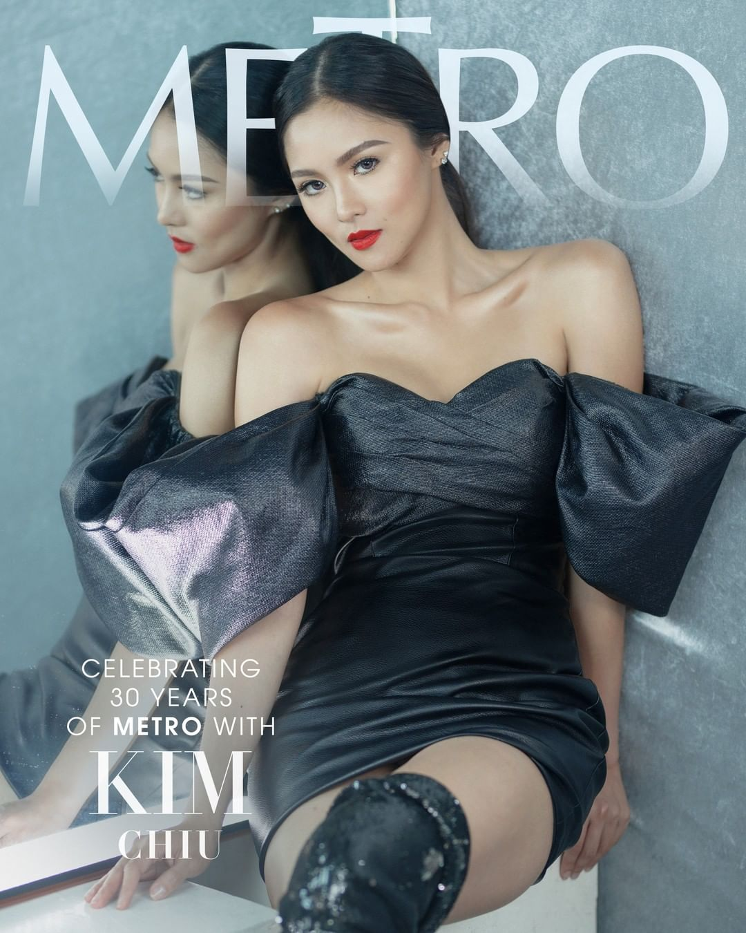 Kim Chiu for #Metro30's anniversary issue