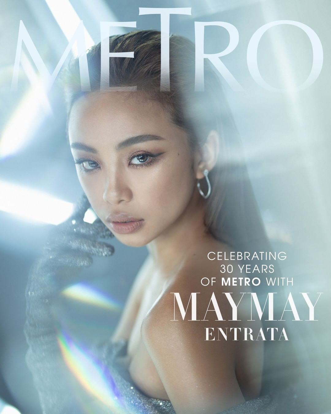 Maymay Entrata for #Metro30's anniversary issue