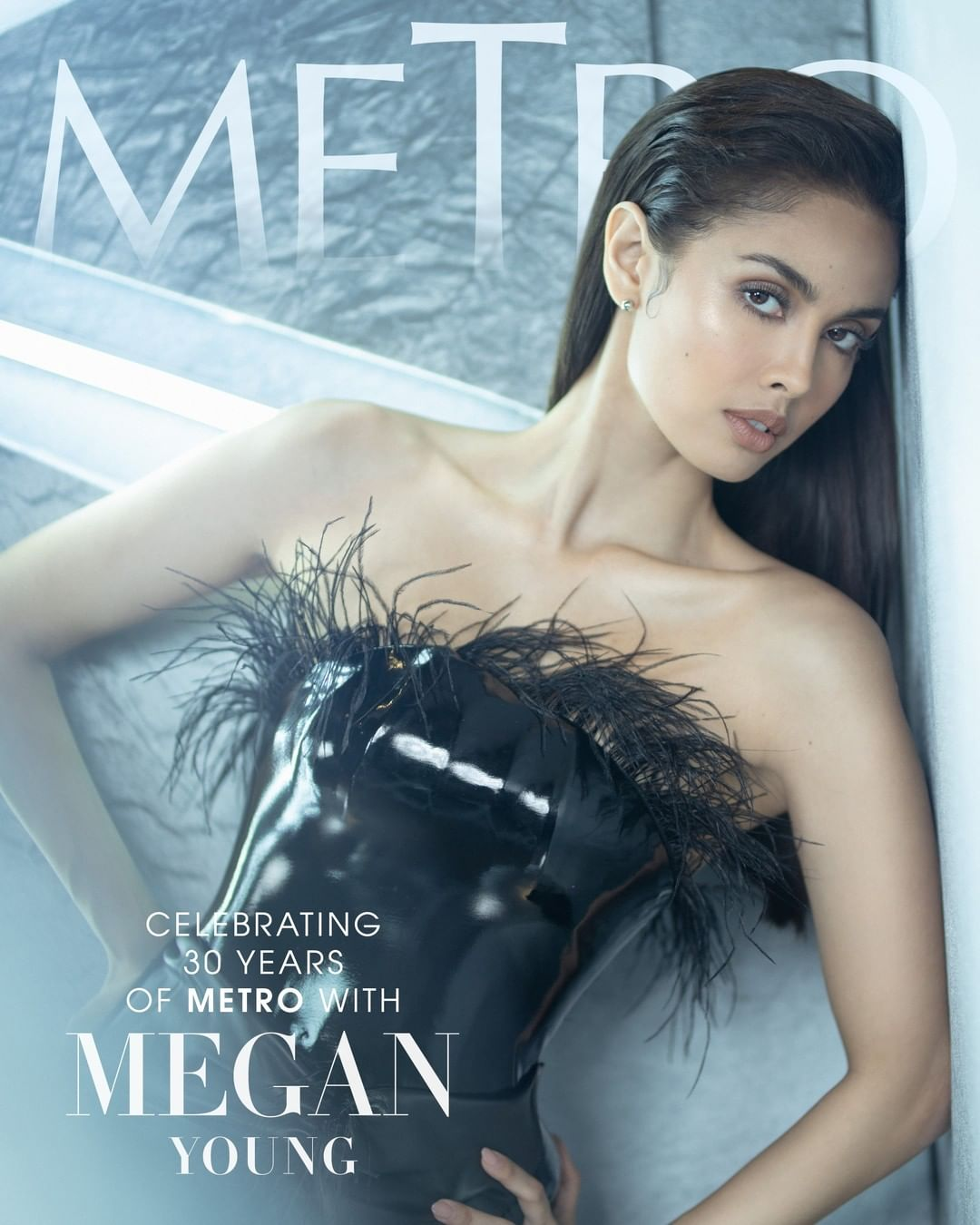 Megan Young for #Metro30's anniversary issue