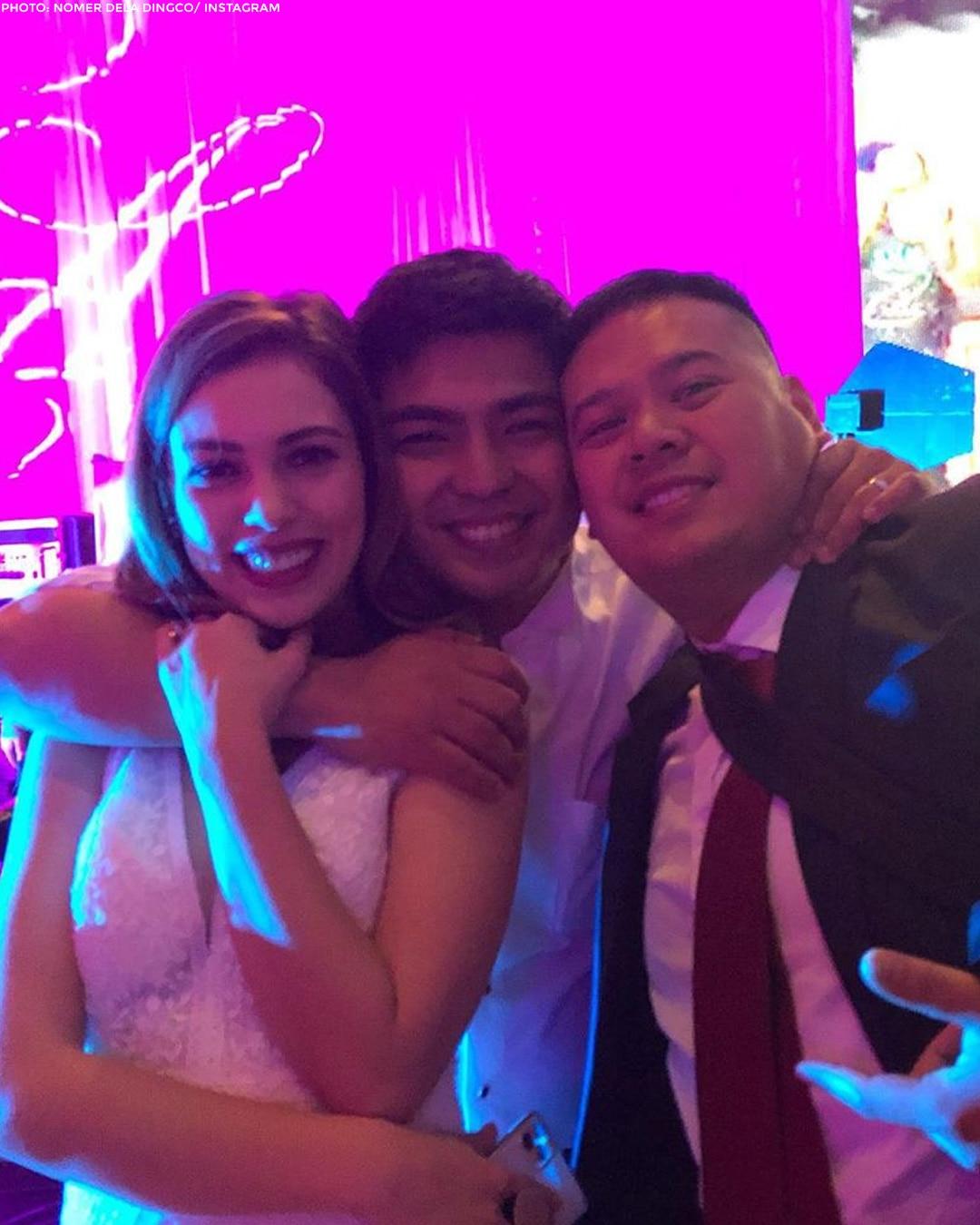 Jolo Revilla and Angelica Alita's beautiful wedding photos