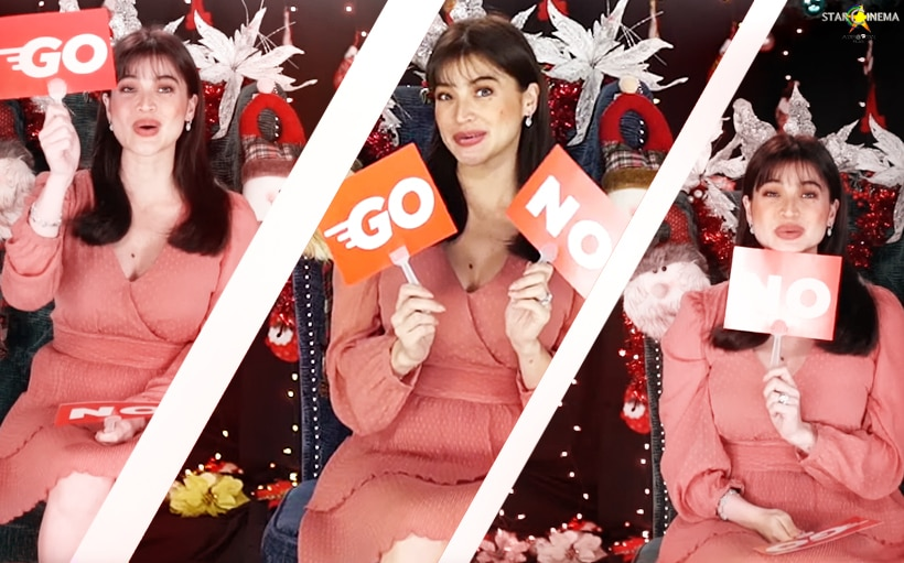 5 of Anne Curtis' most hilarious answers in her GO or NO game!