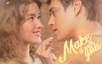 Liza and Enrique exchange a look of love in 'Make It With You's' poster 2!