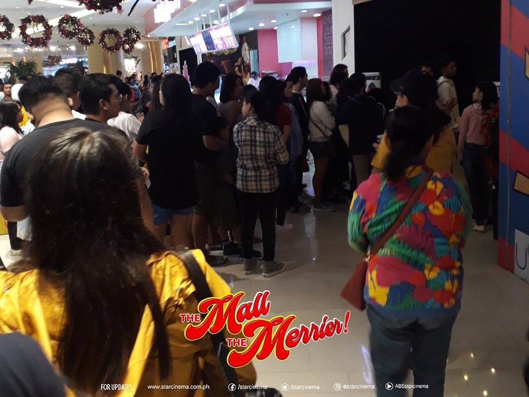 "The ""M&M: The Mall, The Merrier"" fever hits cinemas nationwide!"